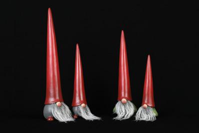 Christmas Gnomes- Set 4