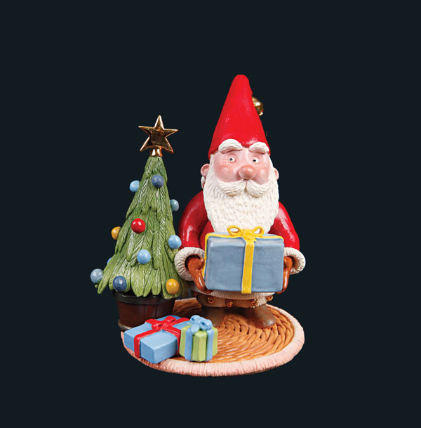 Gnome Father Christmas