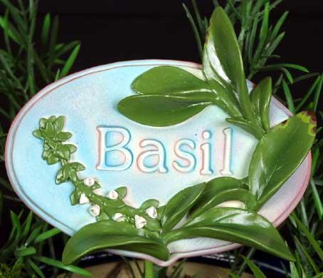 Herb Stake - Basil