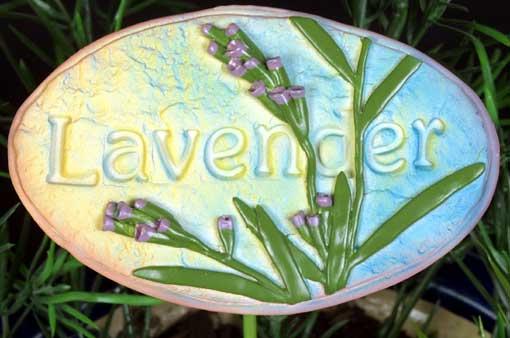 Herb Stake - Lavender