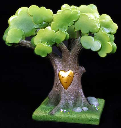 Love Tree Jigsaw