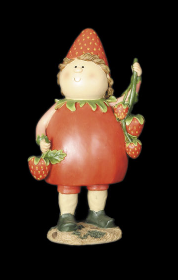Strawberry Girl Large