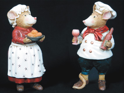 Country Mice - Cooks