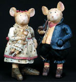 Country Mice - Couple